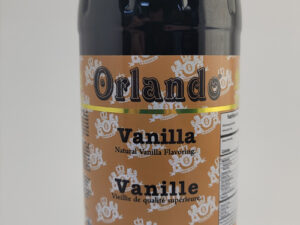 orlando vanilla 1000 ml