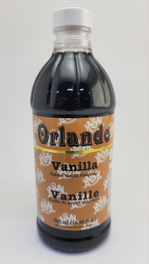orlando vanilla 500 ml