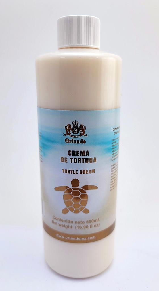 crema de tortuga by orlando vanilla