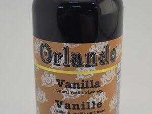 orlando vanilla 250ml